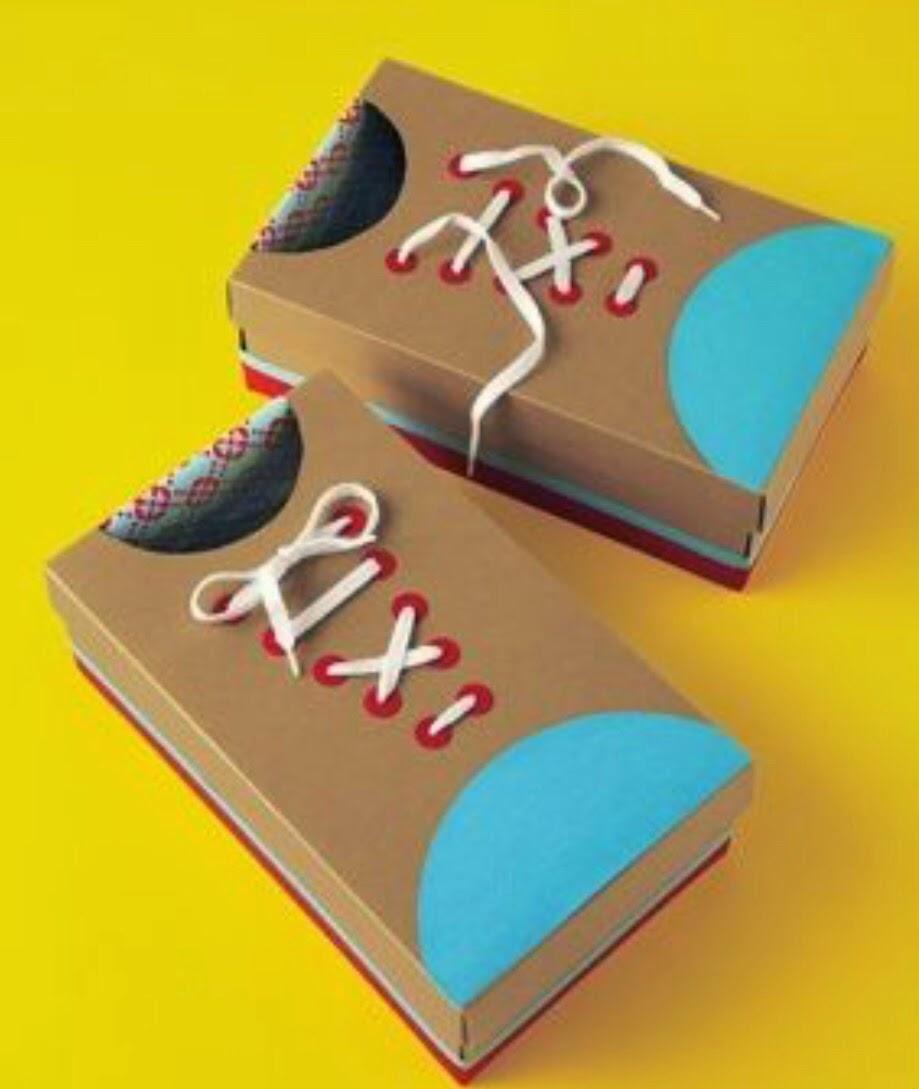 Поделки из обувных коробок своими руками