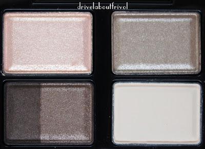 Suqqu Blend Eyeshadow 10 Kozuecha palette