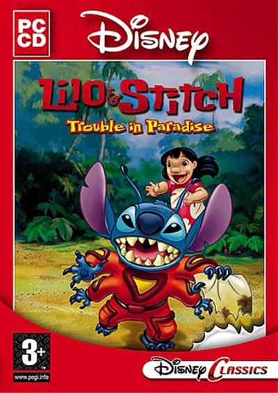 Lilo Stitch Trouble In Paradise