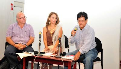 Jan Charles Guisado, Ivonne Moreno e Ignacio García