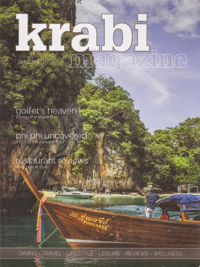 Anchalee ( krabi magazine, jan 2014, P.35)