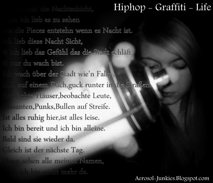 Musik - Graffiti - Leben
