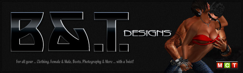 BnT ... Fashion*Inc ...
