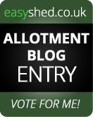 Vote on Your Favourite Allotment Blog