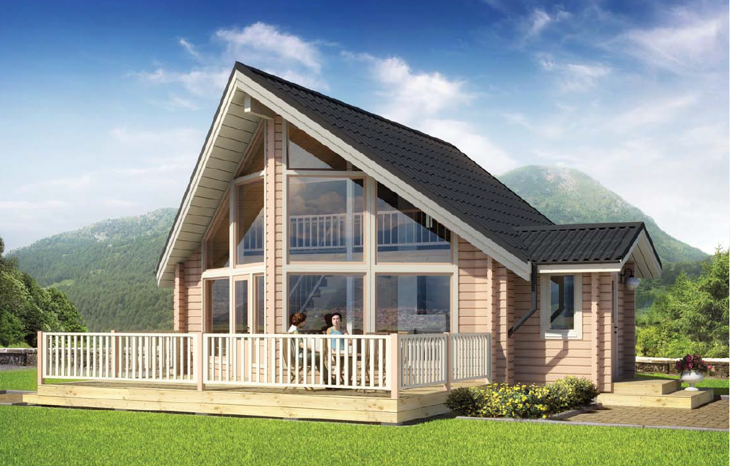 elegant and affordable wooden house timber frame houses