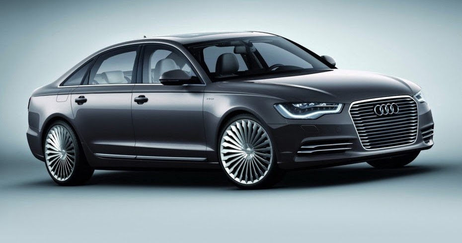 audi to build a6 e tron plug in hybrid in china electric vehicle news. Black Bedroom Furniture Sets. Home Design Ideas