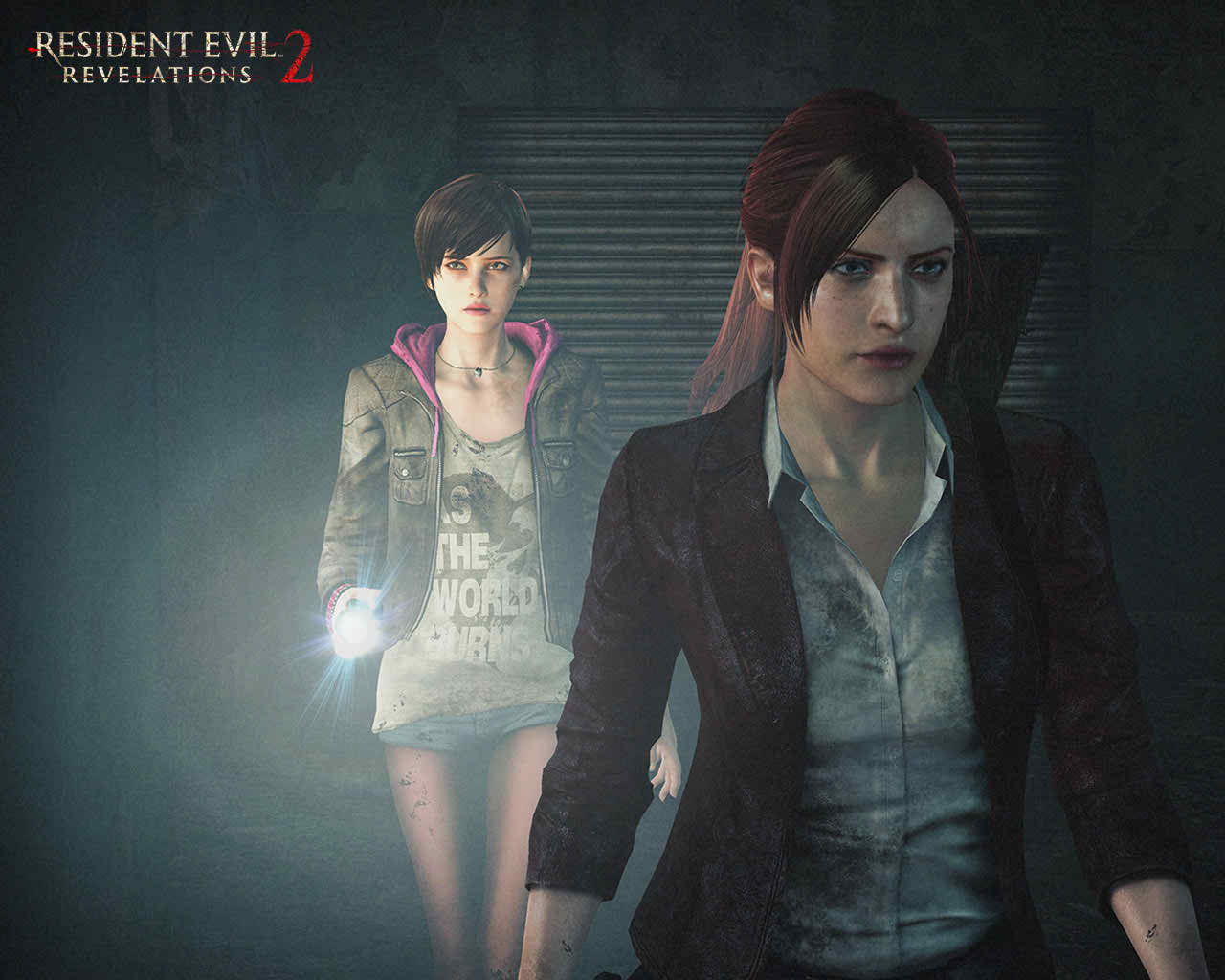 Download the offline Co-op campaign mod for Resident Evil: Revelations 2 for the PC