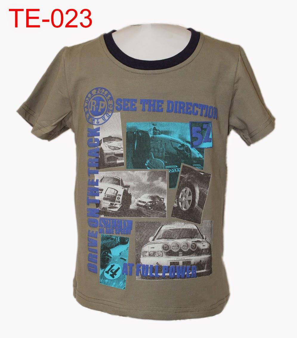 Áo phông trẻ em TE-023