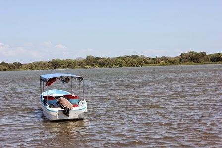 Boat Tour on Lago Nicaragua