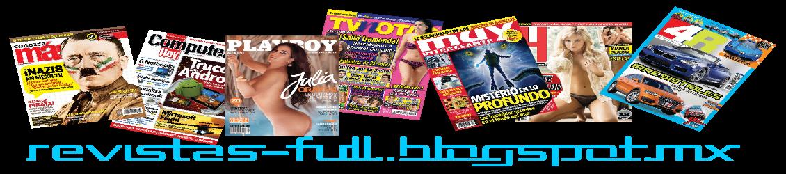 revistas full