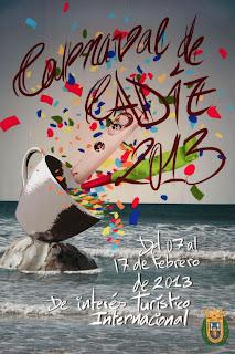 Carnaval de Cádiz 2013 - Carlos Aarón Salatti Dorado - La Tacita en Carnavales