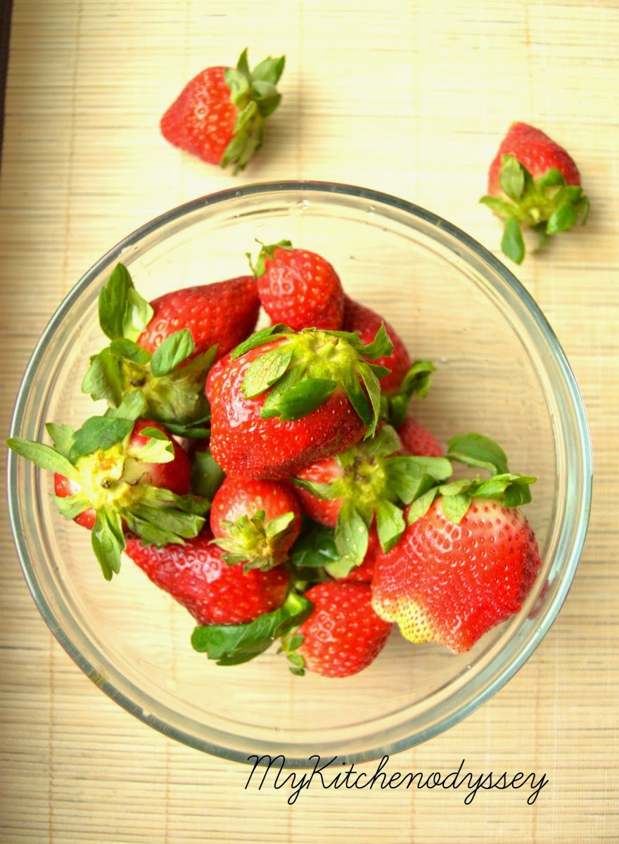 Strawberry salsa recipe2