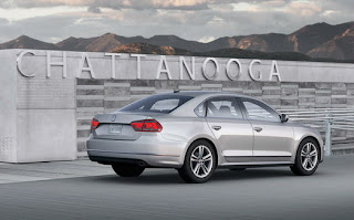 VW Chattanooga Hits A Milestone