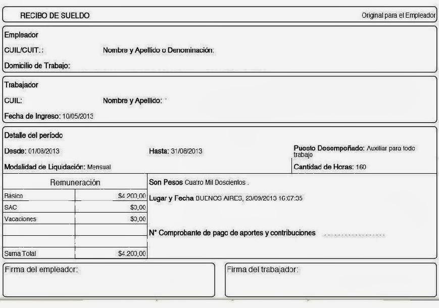 Septiembre 2013 ignacio online for Modelo de contrato de trabajo de empleada domestica