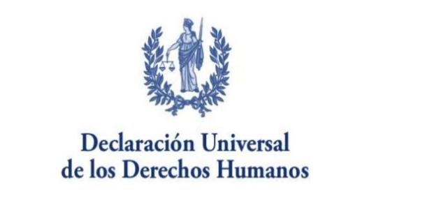 Declaracion Universal de Derechos Humanos y Derecho Internacional
