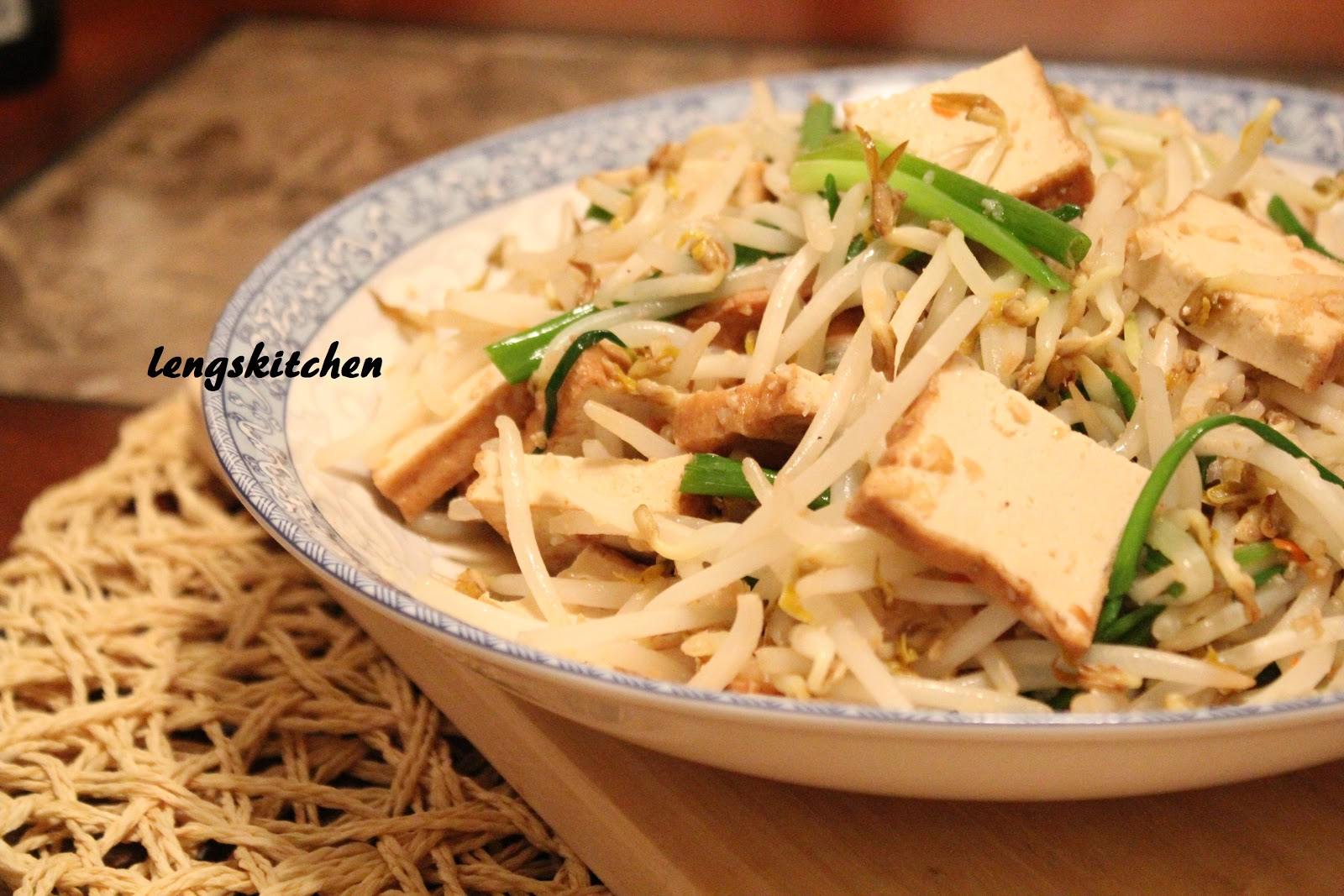 Stir Fried Noodles With Bean Sprouts Stir Fried Bean Sprouts With