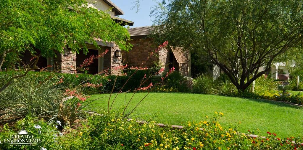 Landscape Contractors Goodyear Arizona