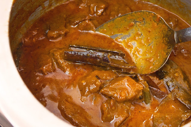 lamb coconut curry without curry leaves recipe