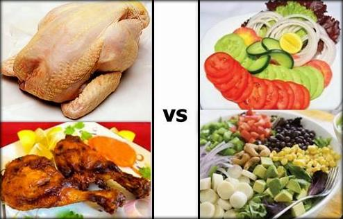 Which Food Is Better For Health Veg Or Non Veg Health And Fitness