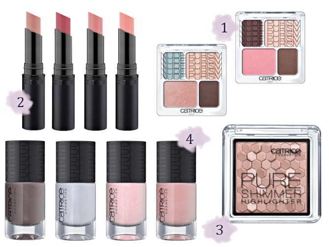 Preview Catrice Nude Purism - Limited Edition (LE) - Februar 2015