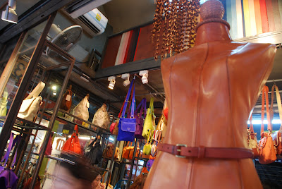 Guate bags at Bangkok's Chatuchak Market