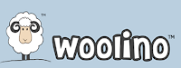 Woolino logo for Sleep Bag Giveaway