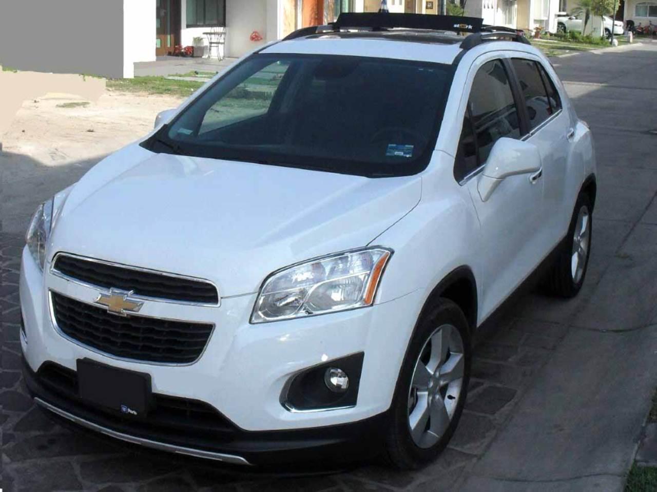 Chevrolet Tracker 2014 - carro do tipo crossover que chega ao Brasil