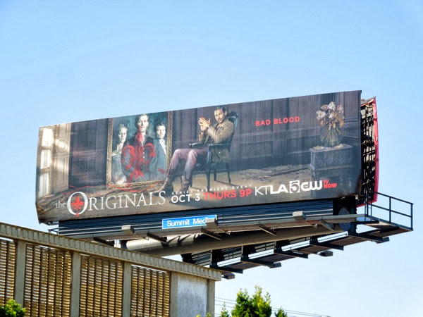 The Originals series premiere billboard