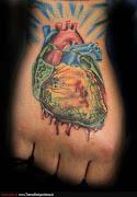 Cute Heart Tattoos