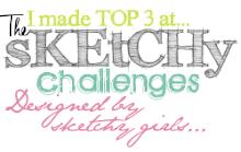 Top 3 Sketchy Challenge