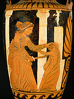 feminism in medea by euripides Medea (play) has been listed as a  this article is within the scope of wikiproject feminism,  but for the wikiproject theatre to assess the article on euripides.