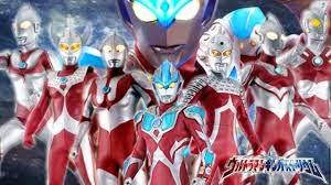 Phim Ultraman Ginga