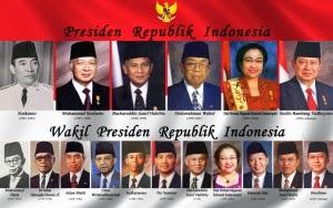 ramalan presiden RI ke 7