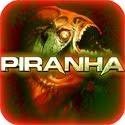 Piranha 3DD Icon Logo