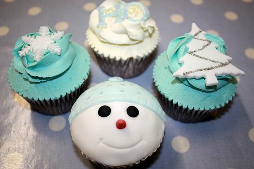 Fichas De Ingl 233 S Para Ni 241 Os Christmas Cupcakes