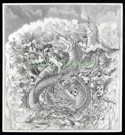 Free Wallpaper: Lai Thai