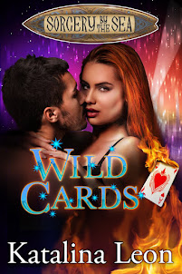 Wild Cards, Sorcery by the Sea book 2