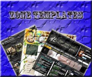 Zonetemplates