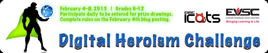 EVSC Digital Heroism Challenge