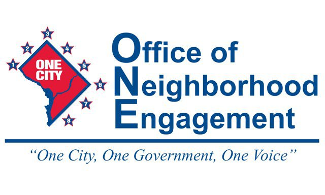 DC Mayor's Office of Neighborhood Engagement