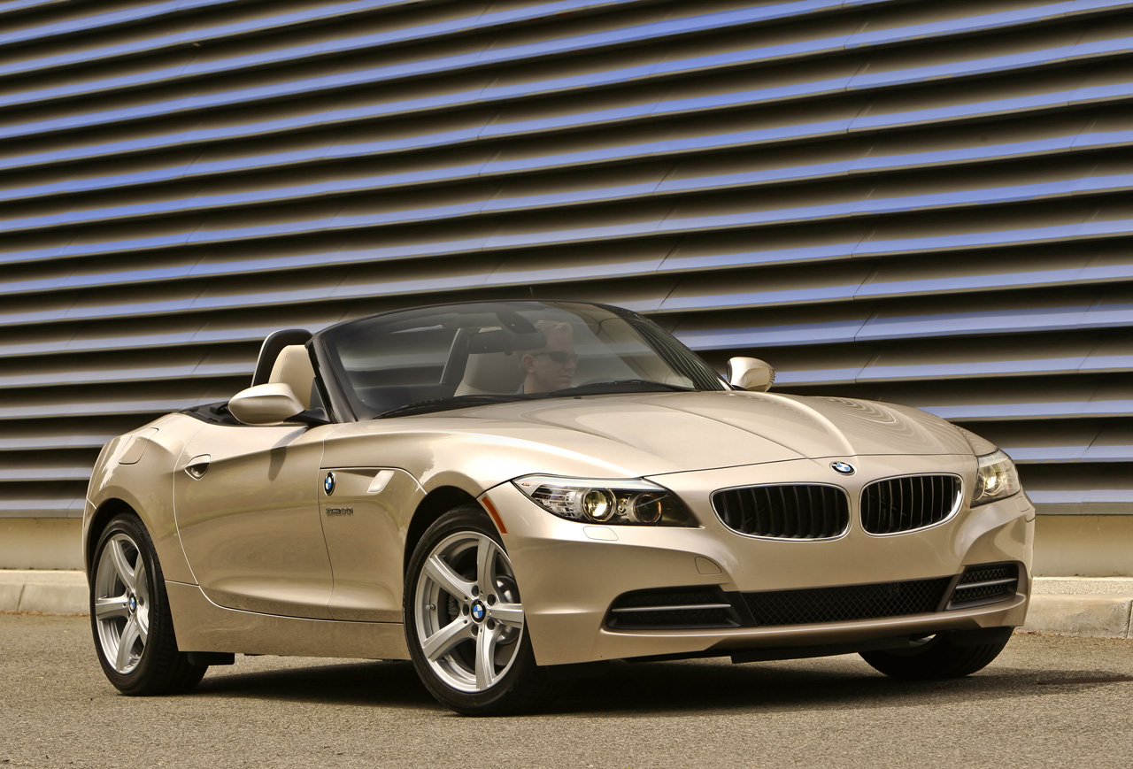 Youngmanblog 2011 Bmw Z4 Sdrive30i