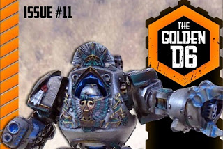 Golden D6 Issue #11