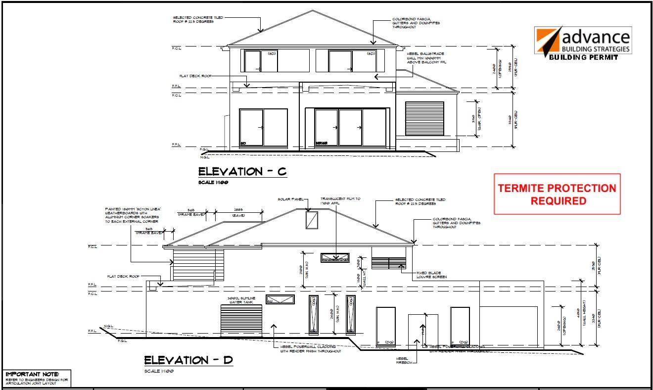 Carter Grange Radisson 43 Custom Build House Plans