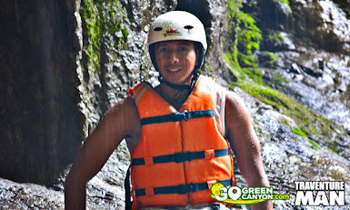 body rafting adventure
