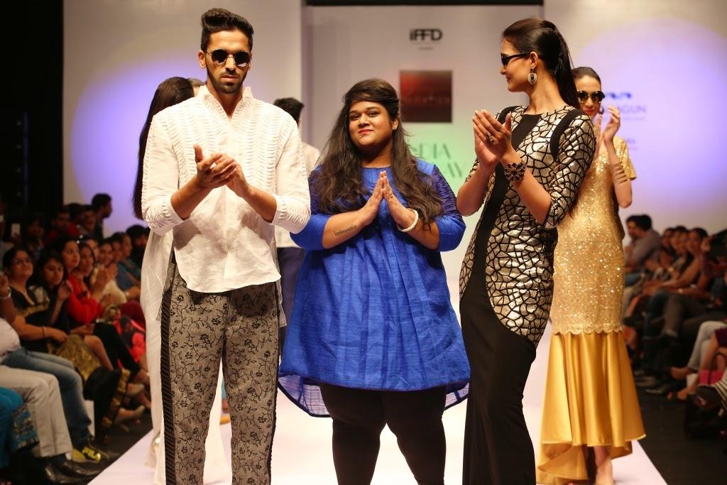 Riali at India runway week 2015, IRW 2015, Fashion events 2015