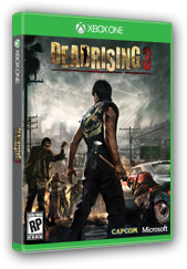 xbox one dead rising 3 box art
