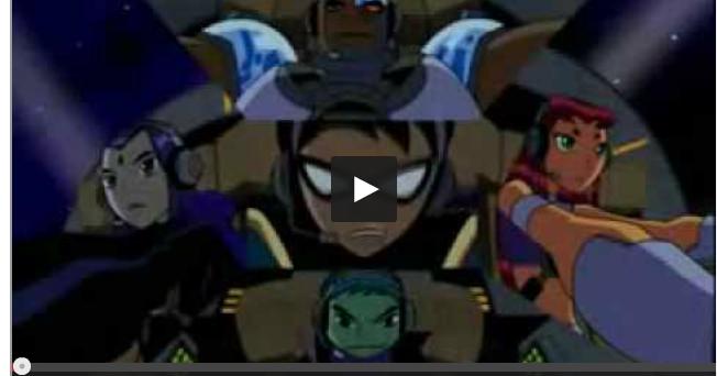 Series Dc Comics Tv: Jovenes Titanes Capitulo 54 El