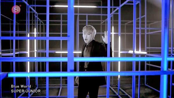 Super Junior Sungmin Blue World