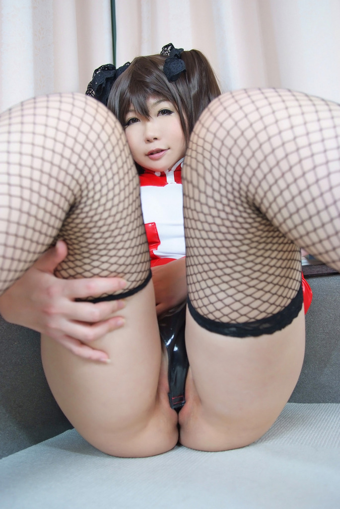 Cosplayers hot nude asian