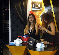 Patpong Bar Girls